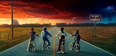 Playlist série : Stranger Things